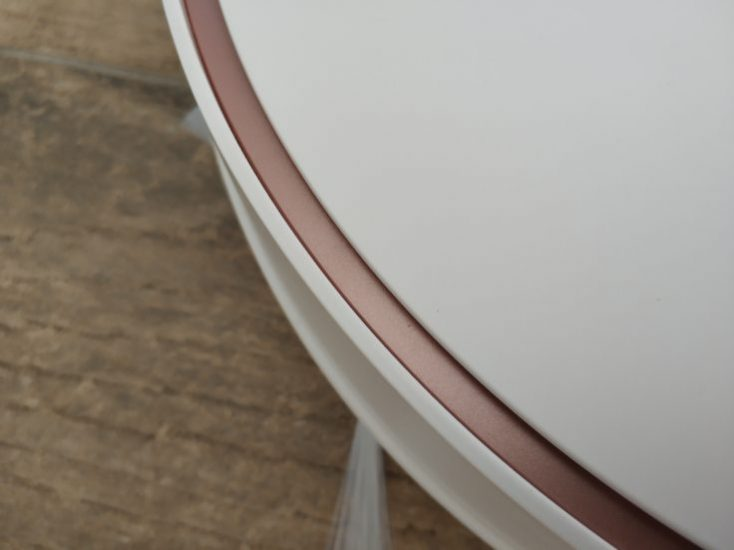 Borde rosado del 360 S7