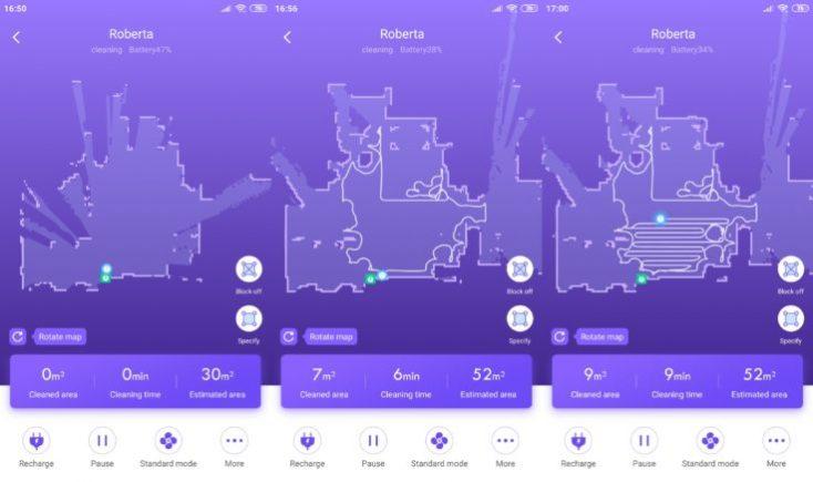 Mapeo en la App 360Smart
