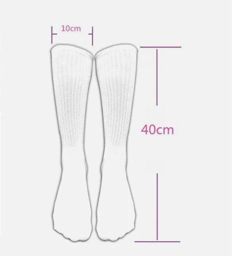 Tamaño de los calcetines