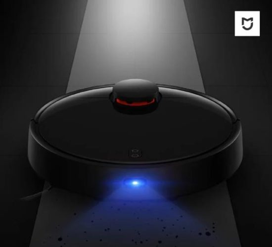 Xiaomi Mi Robot 1S negro