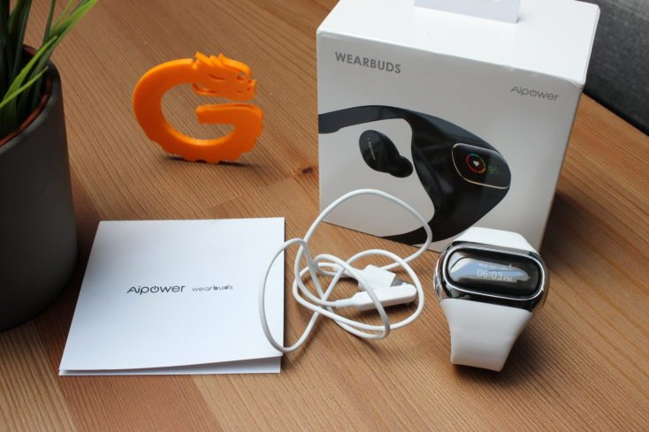 Accesorios del AirPower Wearbuds