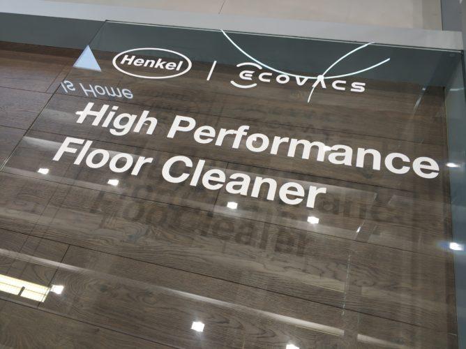 Henkel y Ecovacs cooperación