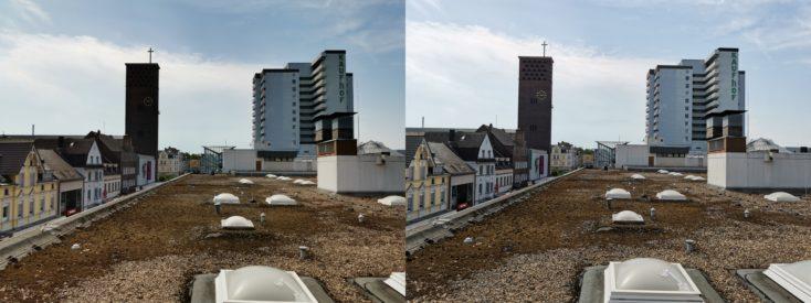 Foto de prueba del tejado