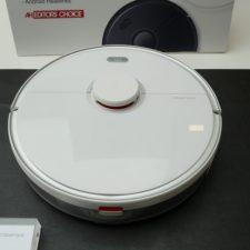 Diseño del Roborock S5 Max