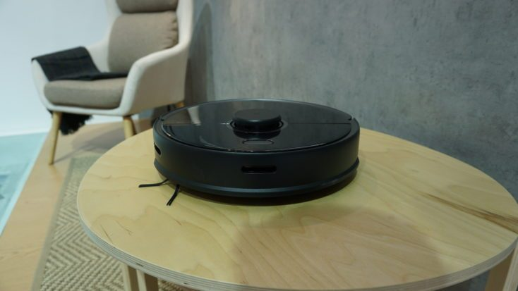 Roborock S5 Max en negro