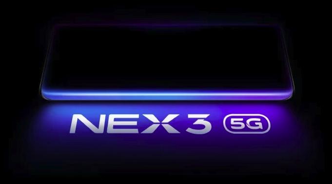 Vivo NEX 3 con 5G