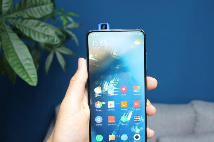 Xiaomi Mi 9t Pro con cámara emergente