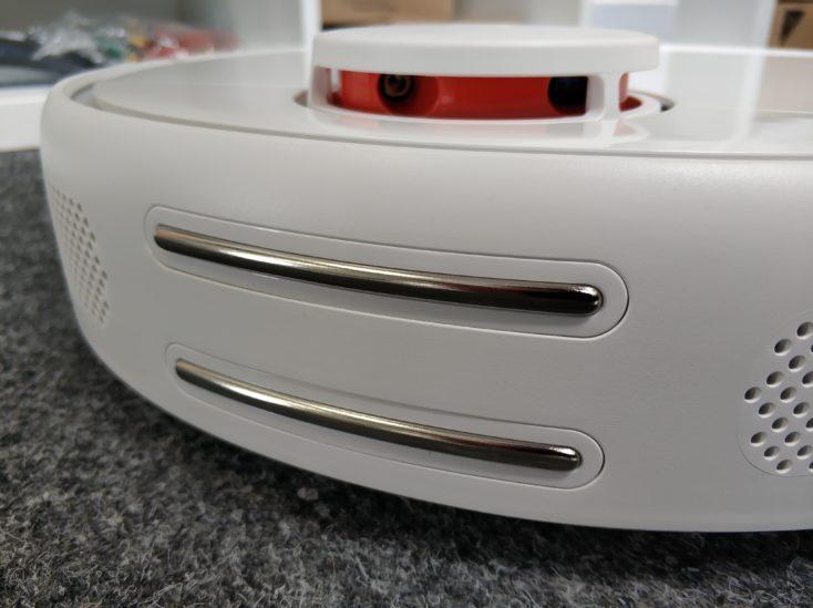 Conectores de carga del Mi Robot 1S