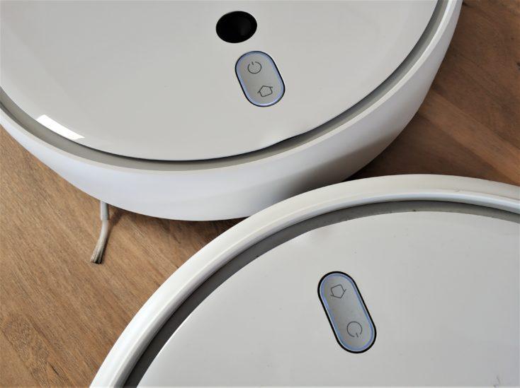Mi Robot 1S comparado con el Mi Robot Vacuum