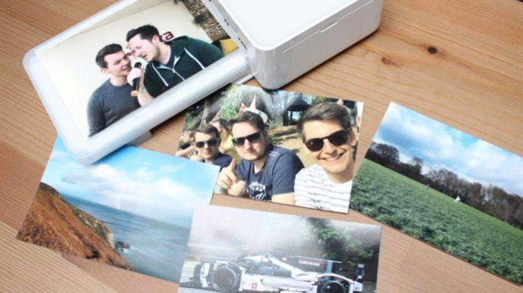 Fotos de prueba con la impresora para fotos Xiaomi Mijia