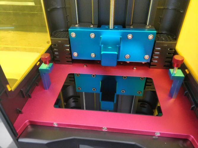 Pantalla LCD de la Anycubic Photon S