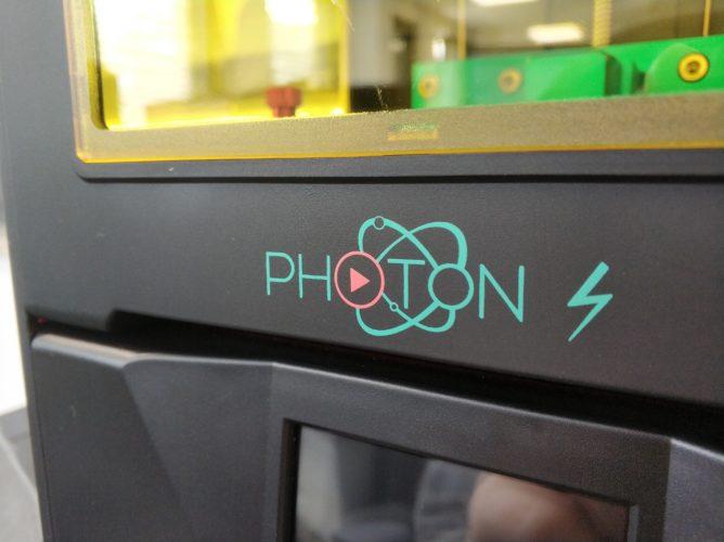 Logo de la Anycubic Photon S