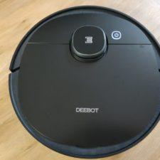 Ecovacs Deebot Ozmo 950 visto de frente