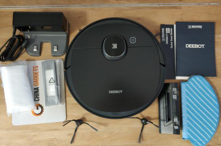 Accesorios del Ecovacs Deebot Ozmo 950