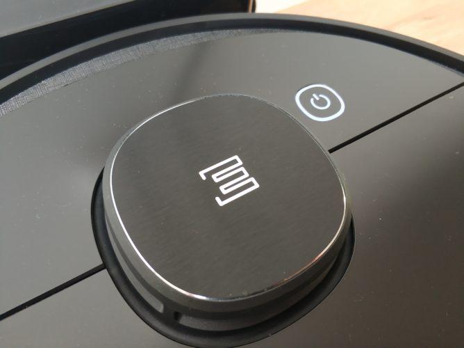 Sensor láser del Ecovacs Deebot Ozmo 950