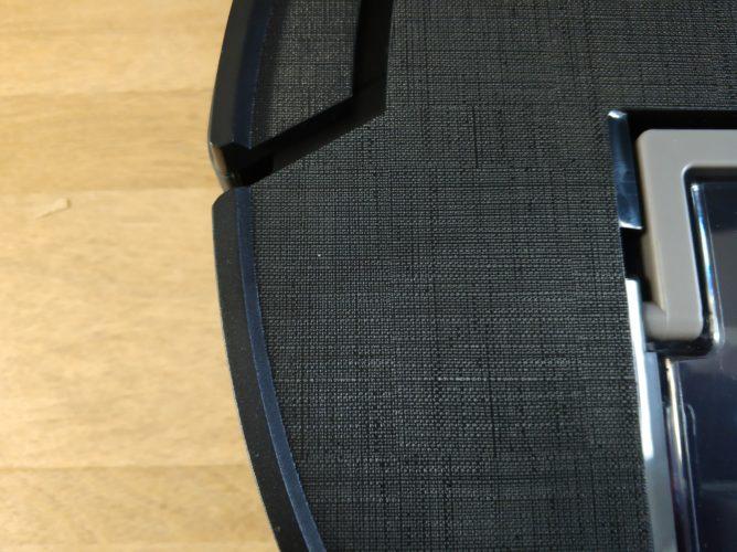 Material del Ecovacs Deebot Ozmo 950