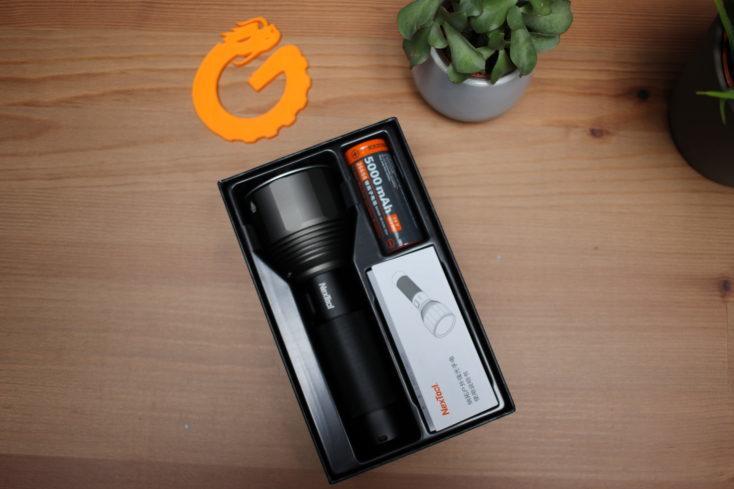 Accesorios de la linterna LED de NexTool