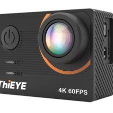 Diseño de la ThiEYE T5 Pro