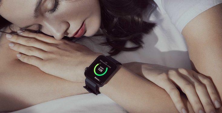 Medición del estado de salud del Mi Watch