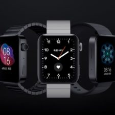 Distintas versiones del Xiaomi Mi Watch