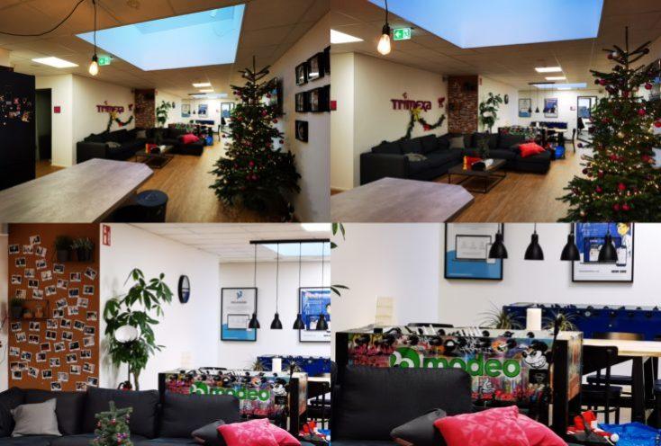 Distintas fotos de prueba con diferentes sensores y diferentes niveles de zoom