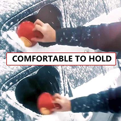 Raspador de hielo conico agarre cómodo