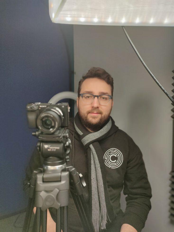 Foto con el modo retrato del Realme X2 Pro