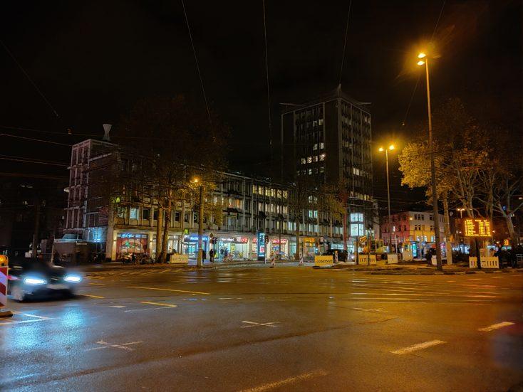 Modo nocturno con la cámara principal del Realme X2 Pro