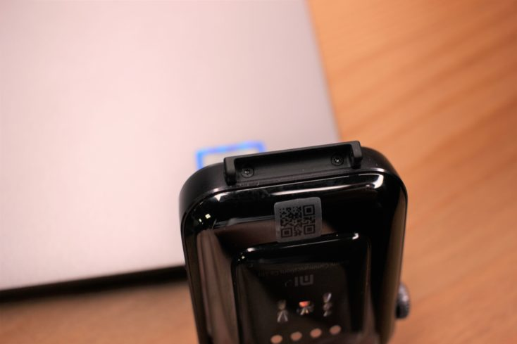 Tornillos Torx para la pulsera del Xiaomi Mi Watch