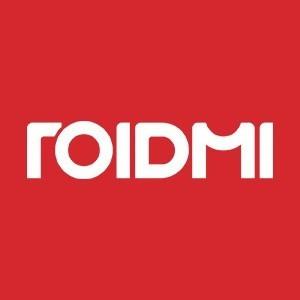 Logotipo de Roidmi