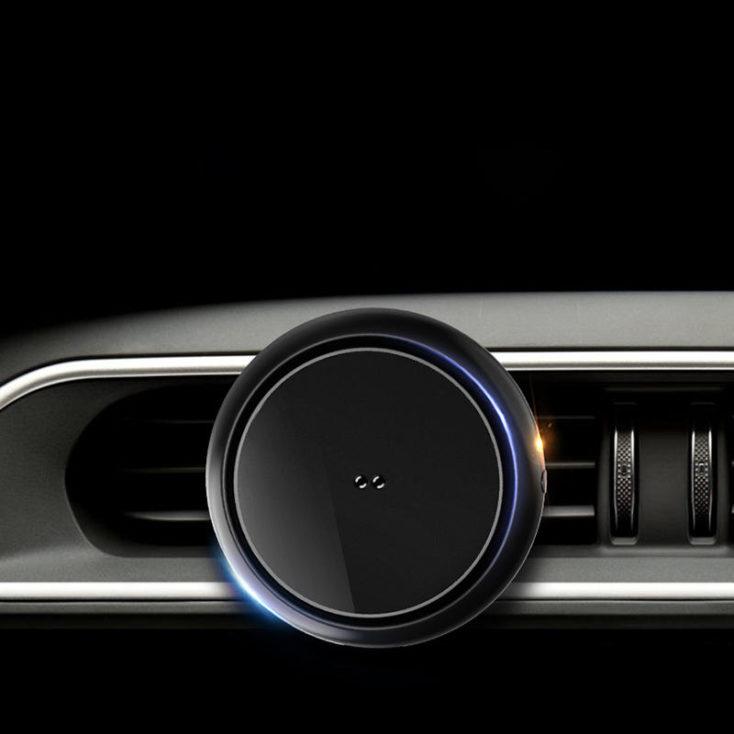 controlador de gestos Ezmore en el coche