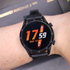 Diseño del smartwatch Huawei Watch GT 2