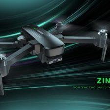 Diseño del drone Hubsan Zino Pro