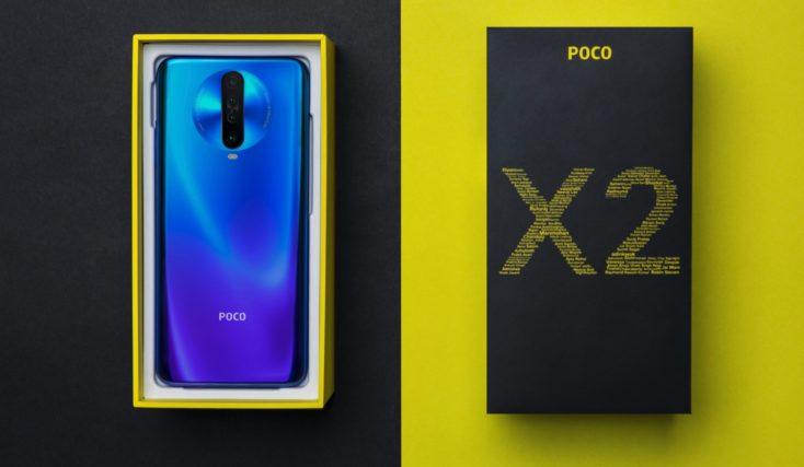 Empaquetado del Pocophone X2