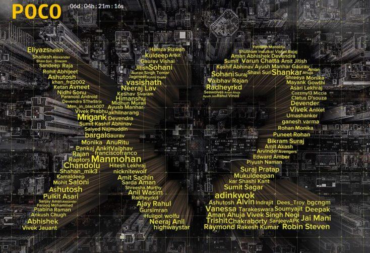 Poster promocional del Pocophone X2