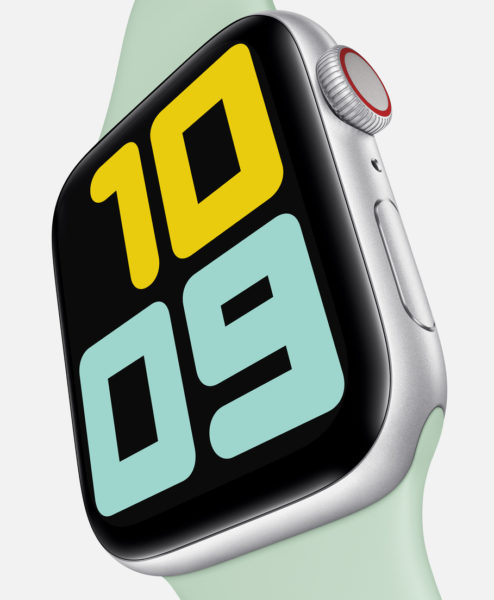 Diseño del Reloj inteligente Apple Watch