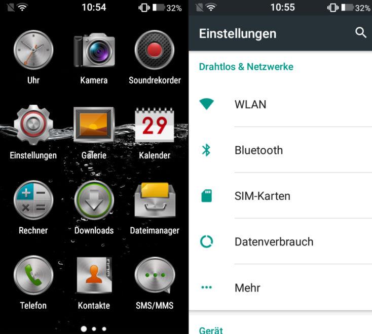 Android 6 en el Mini smartphone Servo S10 Pro
