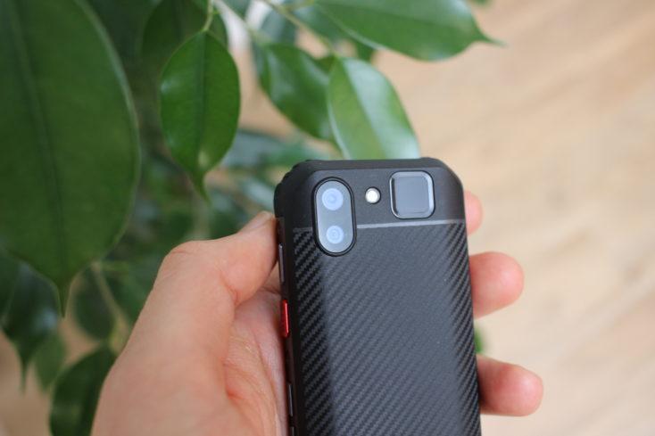 Cámara dual del Mini smartphone Servo S10 Pro