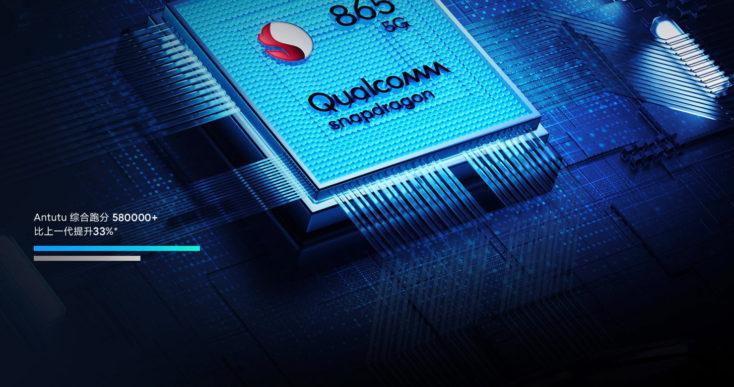 CPU Qualcomm Snapdragon 865