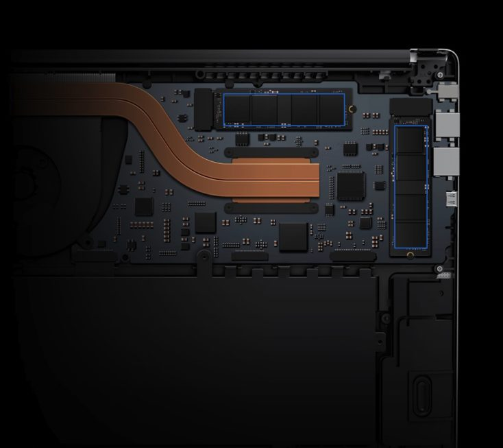 Memoria del Notebook CHUWI AeroBook Pro