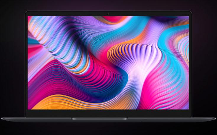 Colores de la pantalla del Notebook CHUWI AeroBook Pro
