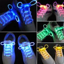 Cordones Led en varios colores