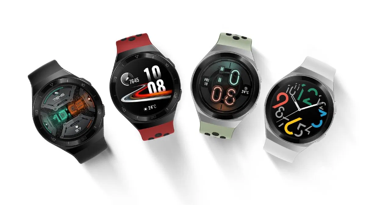 Smartwatch Huawei GT 2e en distintos colores
