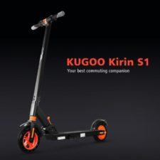 Patinete_electrico KUGOO KIRIN S1
