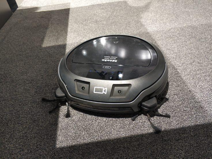 Robot aspirador Miele con dos cámaras
