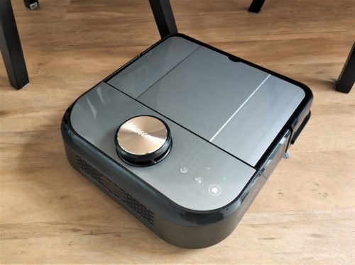 Robot aspirador Proscenic D550