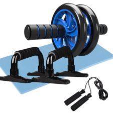 Set 4 en 1 de accesorios para entrenar en casa