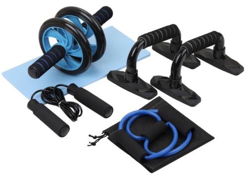 Set 5 en 1 de accesorios para entrenar en casa