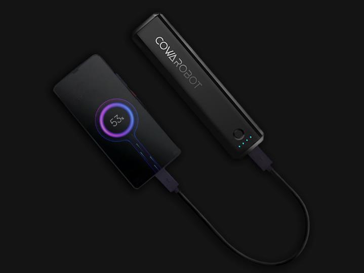 Batería externa de la maleta de mano Xiaomi COWAROBOT R1