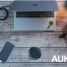Diferentes productos de AUKEY